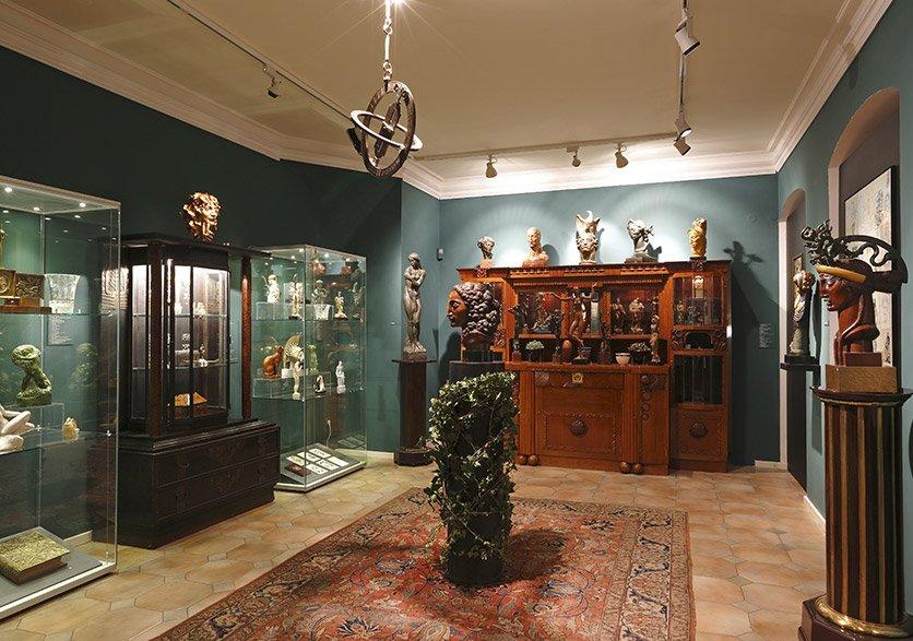 Výstava JAROSLAV HOREJC