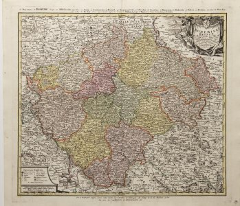 MAPS OF BOHEMIA AND MORAVIA
