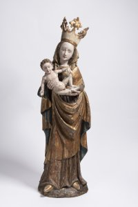 MADONNA WITH BABY JESUS