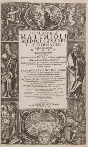 DE MEDICA MATERIA WITH COMMENTARIES