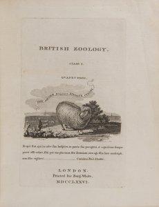 BRITSKÁ ZOOLOGIE
