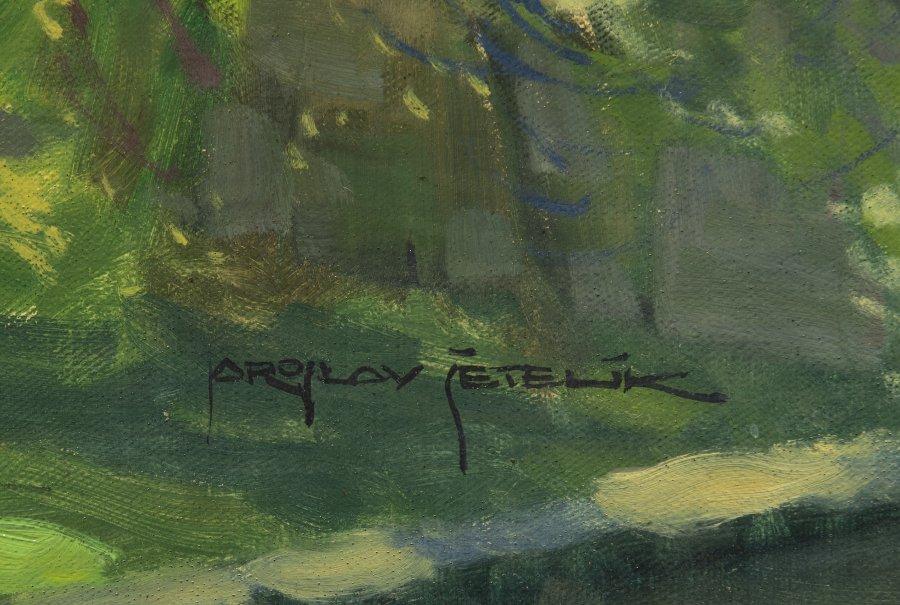 A VIEW OF PRAGUE