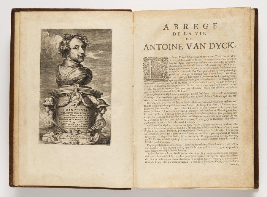 Le Cabinet des plus beaux Portraits De plusieurs Princes et Princesses, Hommes Illustres, Fameux Peintres et autres