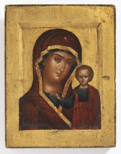 ICON OF MARY THE HOLIEST