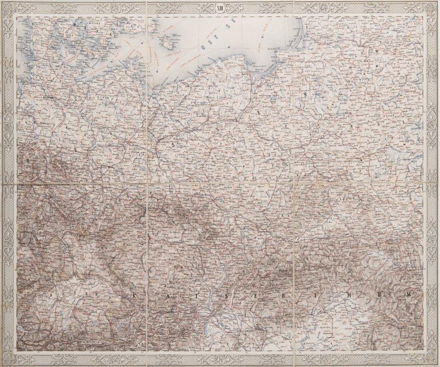 OBECNÁ MAPA EVROPY