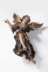 PAIR OF FLYING ANGELS