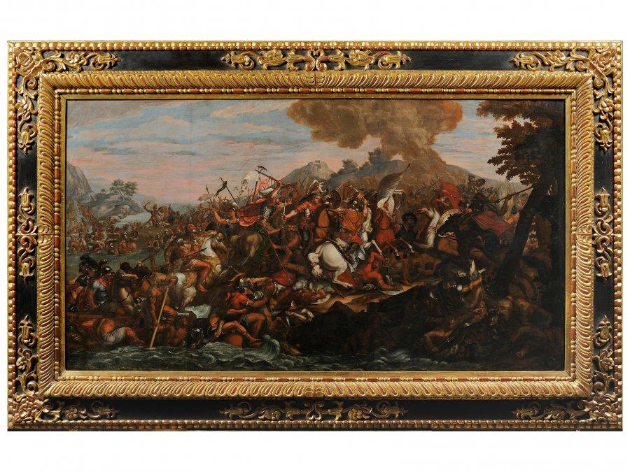 bitva Alexandra Velikého s Peršany