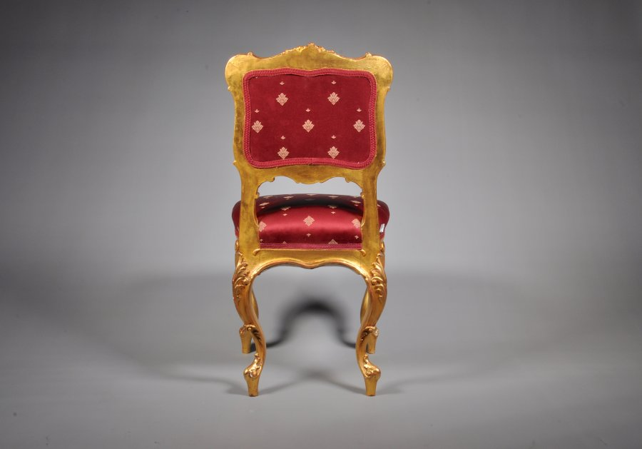 CHAIR IN BAROQUE STYLE