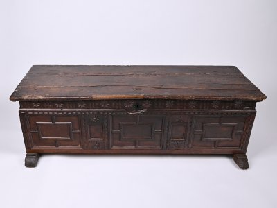 A MANNERIST CHEST
