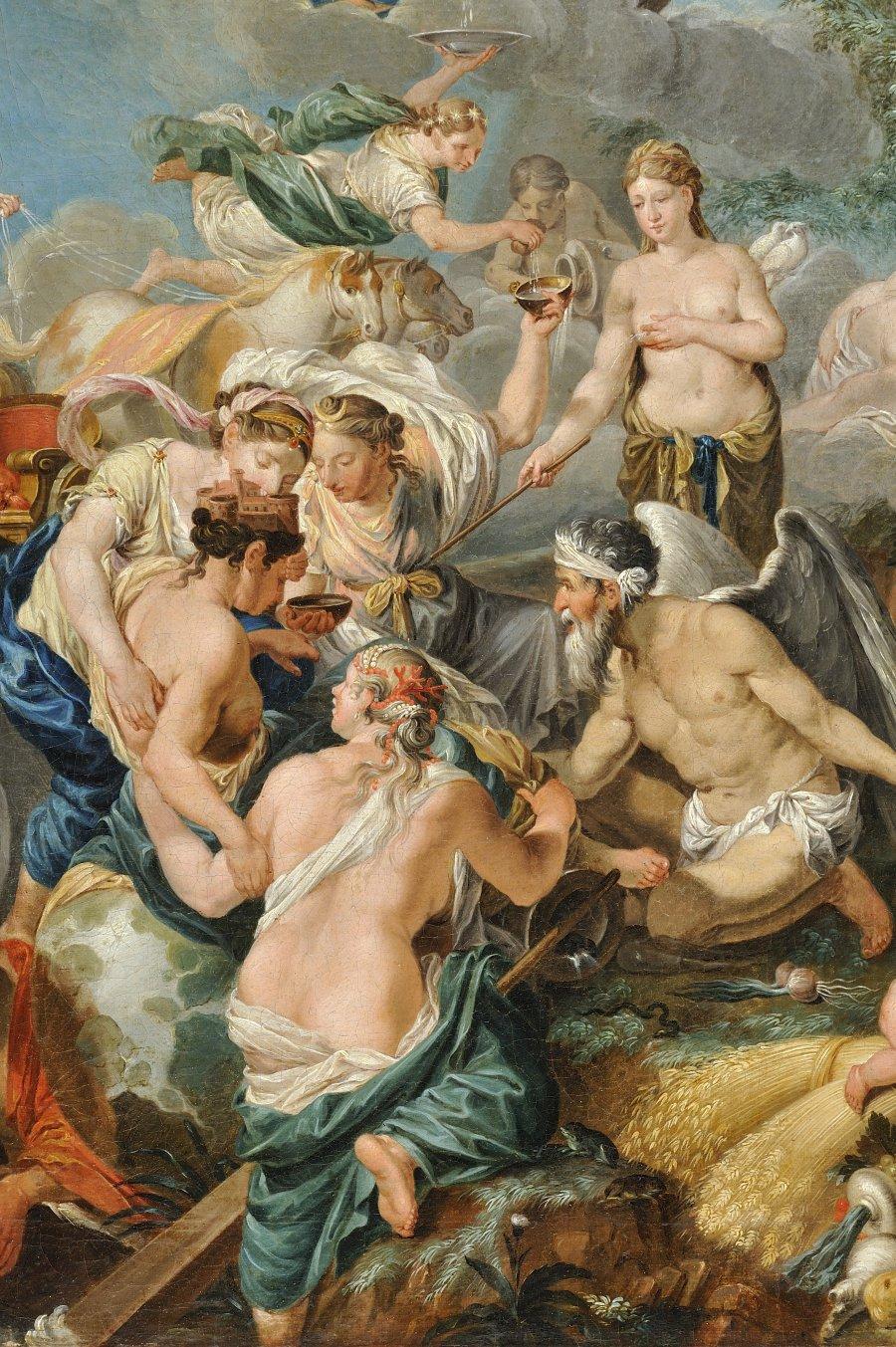 MYTOLOGICKÝ NÁMĚT - V ŘÍŠI FLORY