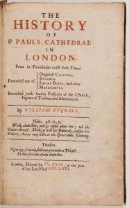 DIE GESCHICHTE DER ST.-PAULS-KATHEDRALE IN LONDON