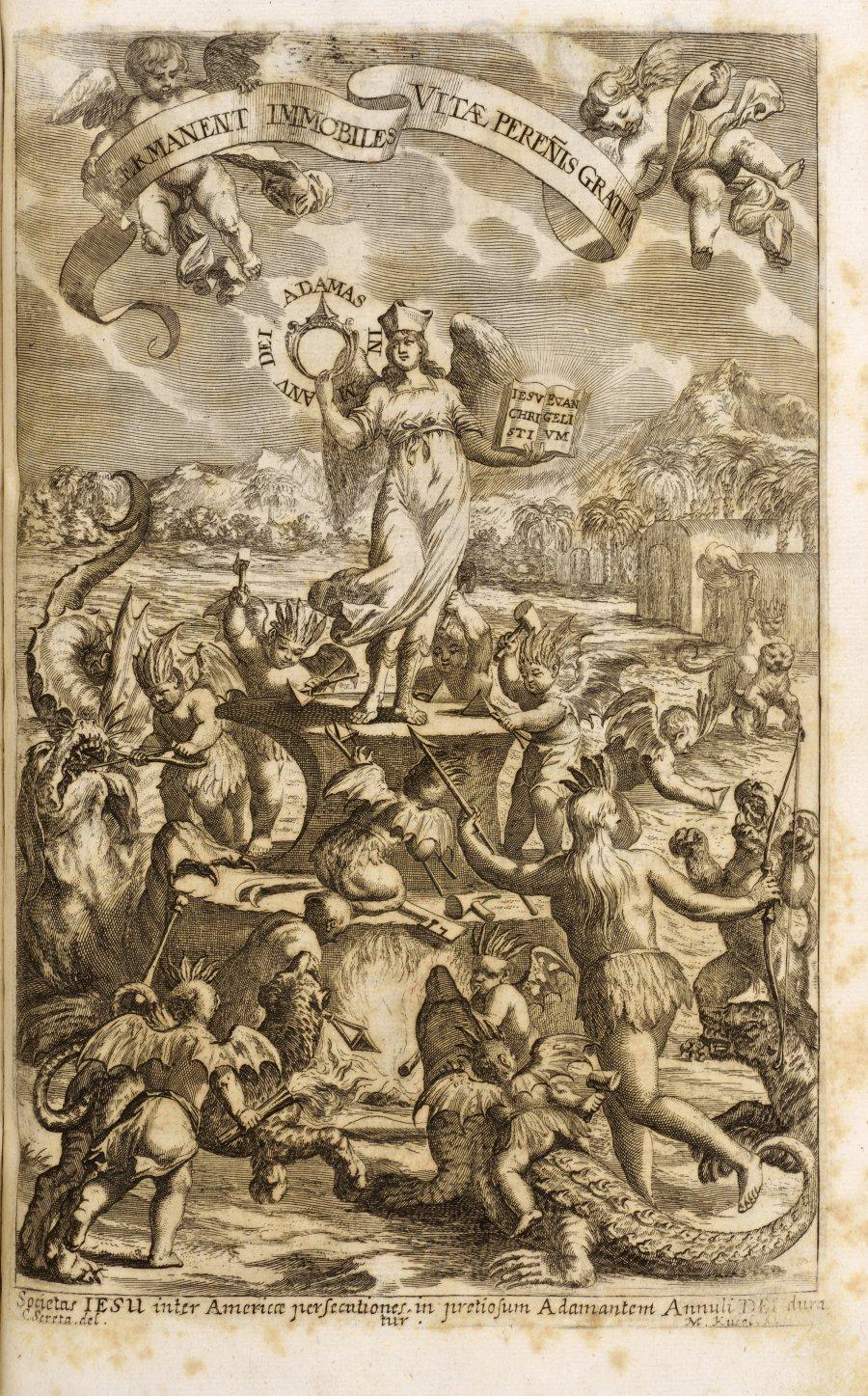 A JESUIT MARTYROLOGY