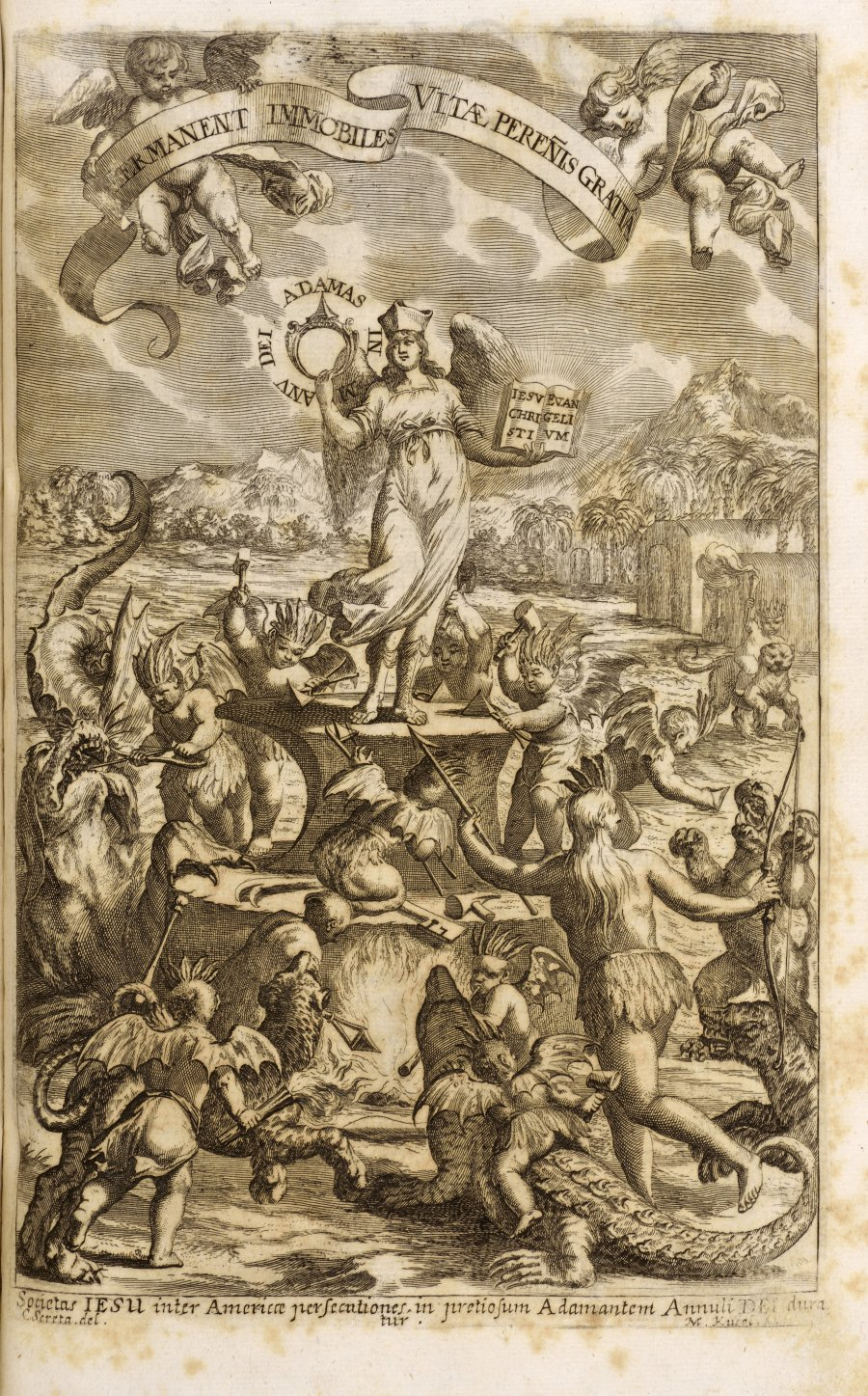 JESUITISCHES MARTYROLOGIUM