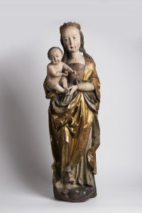 A LATE GOTHIC MADONNA