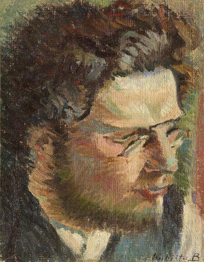 A PORTRAIT OF ANTONÍN PROCHÁZKA