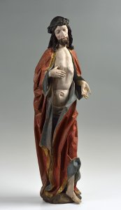 CHRIST IN AGONY