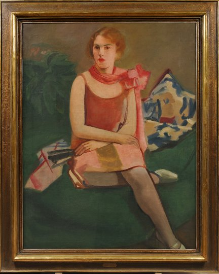 A PORTRAIT OF MISS SCHÜCKOVÁ