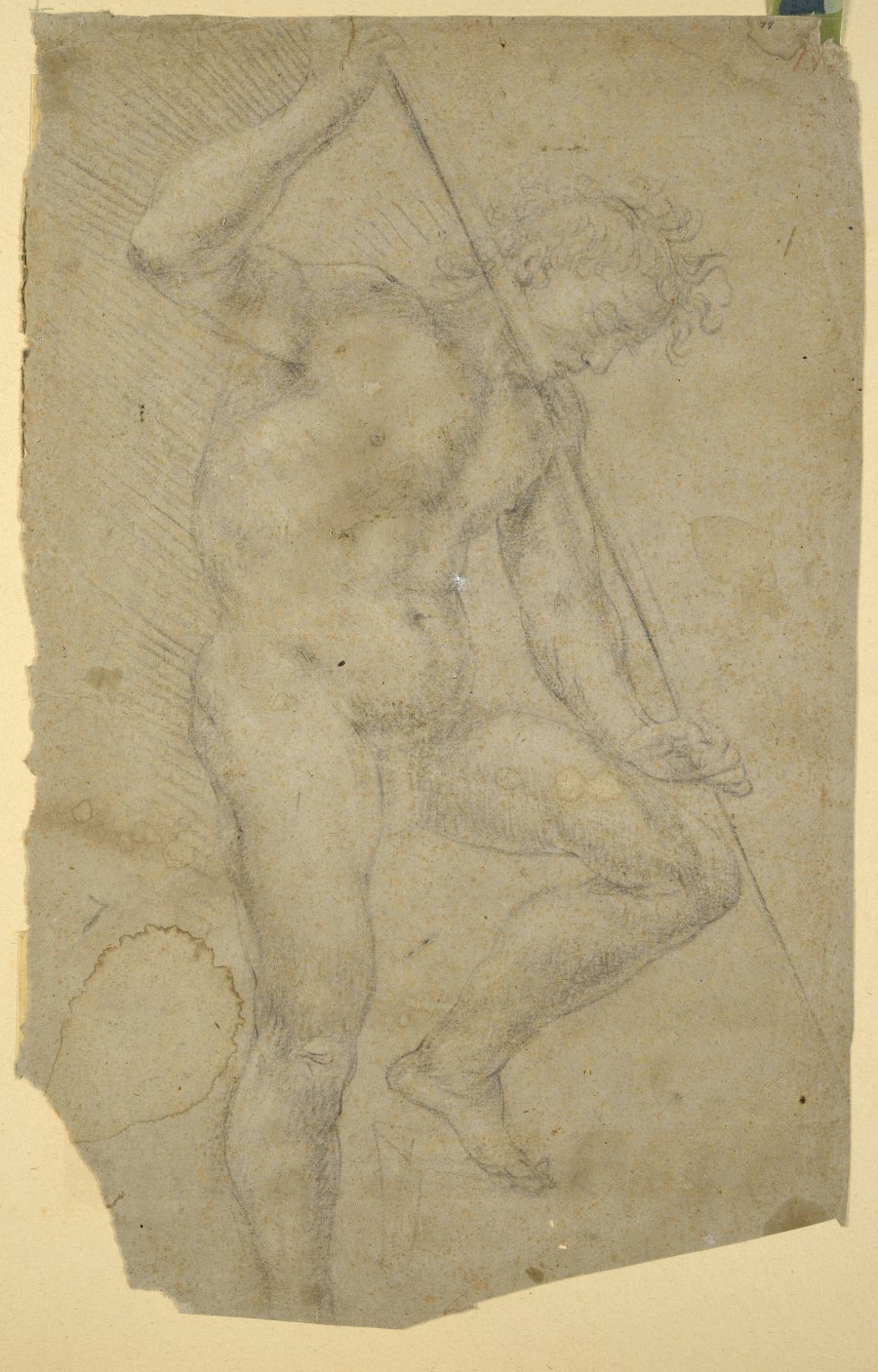 TWO MALE NUDES