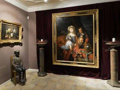 Evening auction / ARTHOUSE HEJTMÁNEK